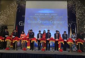 KPC opens education center in Viet Nam