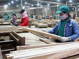 Export of wood and wood products reaches $1bin October