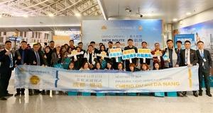 Vietnam Airlines opens Da Nang-Chengdu route