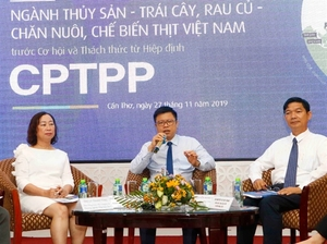 Seminar discusses ways to piggyback on trade deal into new markets