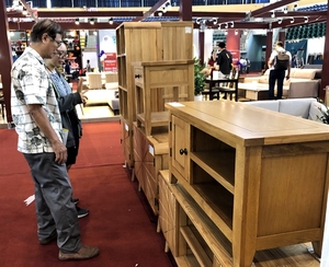 Twofurniture fairs open in HCM City