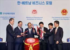 VN, S Korea to ramp up investment