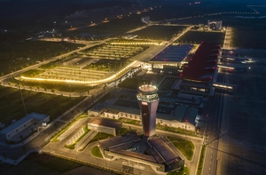 Van Don Airport awarded world's leading new airport 2019