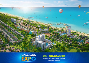Novaland Expo to be held in HCM City in December