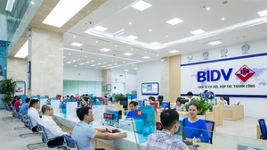 BIDV sells 603 million shares to KEB Hana Bank