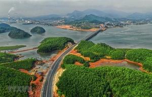 Quang Ninh plans infrastructure for economic development