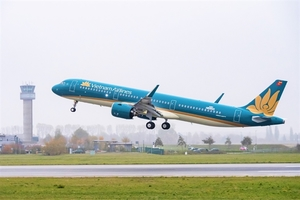 Vietnam Airlines open new route linking Ha Noi and HCM City with Shenzhen
