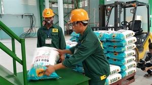 Fertiliser firms report lowerearnings