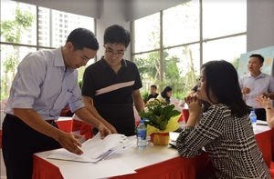 SSR hands over apartments after three years of construction