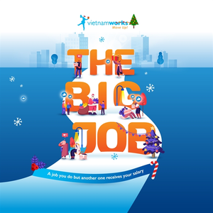 Jobs company raises funds for Christmas charity