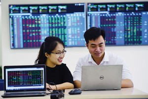 Shares rise on both exchanges, Masan Group recovers after three-day decline