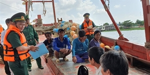 Deputy PM asks for stronger efforts to combat IUU fishing