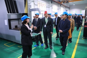 Samsung helps Vietnamese firms enhance competitiveness