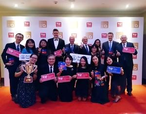 Boehringer Ingelheim recognised as Top Employer 2020 in Viet Nam