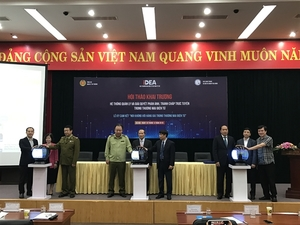 MoIT launches sites to deal with e-commerce disputes, counterfeit goods