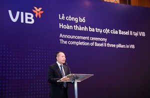 First bank in Viet Nam complete Basel II three pillars