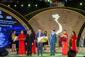 Unilever Vietnam named Top 10 Sustainable Businesses 2019