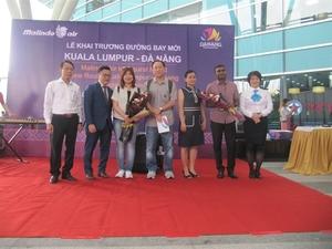 New Kuala Lumpur-Da Nang direct flight launched