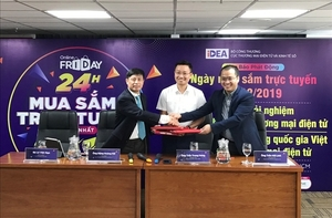 Vietnam E-Pavilion launched to promote locally-made products