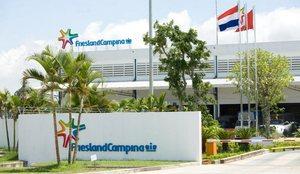 Ha Nam Province honours FrieslandCampina for its contributions