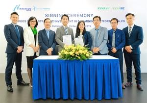 Navigos Group isnew strategic investor of Kyna.vn, Kynabiz.vn