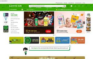 E-commerce site Lotte.vn going offline
