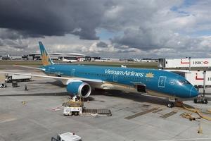 Vietnam Airlines launches Da Nang-Shanghai flight