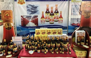 Consumption Promotion Fair, Kien Giang Products Week kick off in HCM City