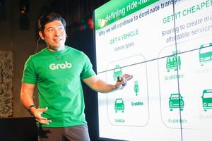 Grab aims to empower people in Southeast Asia to access technology