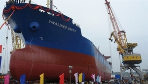 Vietnamese shipping industry adequate to meet rising demand: Vinalines
