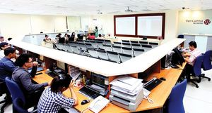VN stocks gain slower on caution