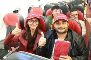Vietjet launches direct flights on Viet Nam-New Delhi routes