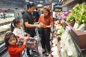 Saigon Co.op opens first Finelife supermarket in HCM City
