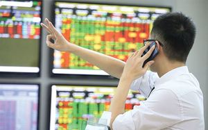 Shares advance on first trading day of Lunar New Year