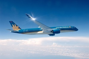 Vietnam Airlines listed among Viet Nam's 10 most valuable brands