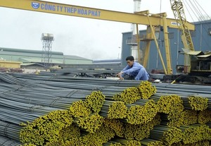 Hoa Phat construction steel sales post 27 per cent hike