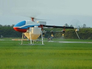 Aerial spraying helicopters not subject to special consumption tax