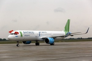 Bamboo Airways to launch more round-trip flights in February
