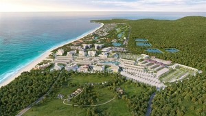 Resort and recreation complex Grand World Phu Quoc makes debut