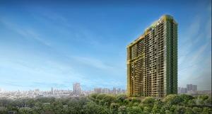 LINE Phahonyothin Park, green housing in the heart of Bangkok