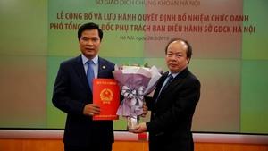 Ha Noi Stock Exchange has new deputy chairperson