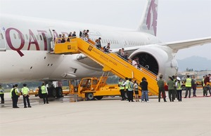 Central city, Qatar Airways to promote daily direct flight