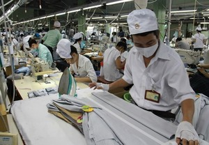 Viet Nam targets $40 billion in exports from textile and garment industry