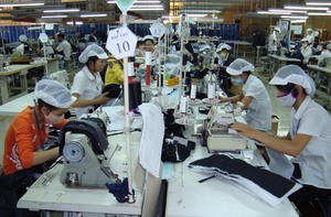 Textile and garment exports fetch $4.89b in two months