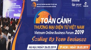 Online business forum switches on