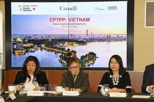 CPTPP helps drive Canadian firms' interest in Viet Nam