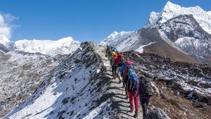 Nepal comes looking for business opportunities, tourists