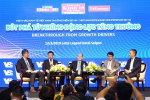 Conference discusses measures to create breakthrough in economic growth