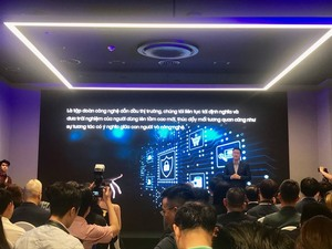 Samsung Vina launches product experience showroom in HCM City