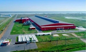 Delta's largest beverage factory opens